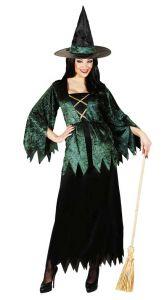Платье ведьмочки Бархат