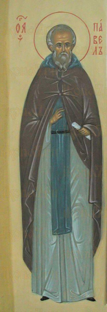 Икона Павел Борисоглебский священномученик