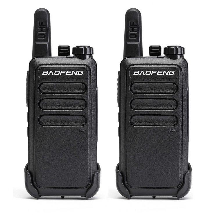 Радиостанция Baofeng BF-C9 (комплект 2 шт) 3 км