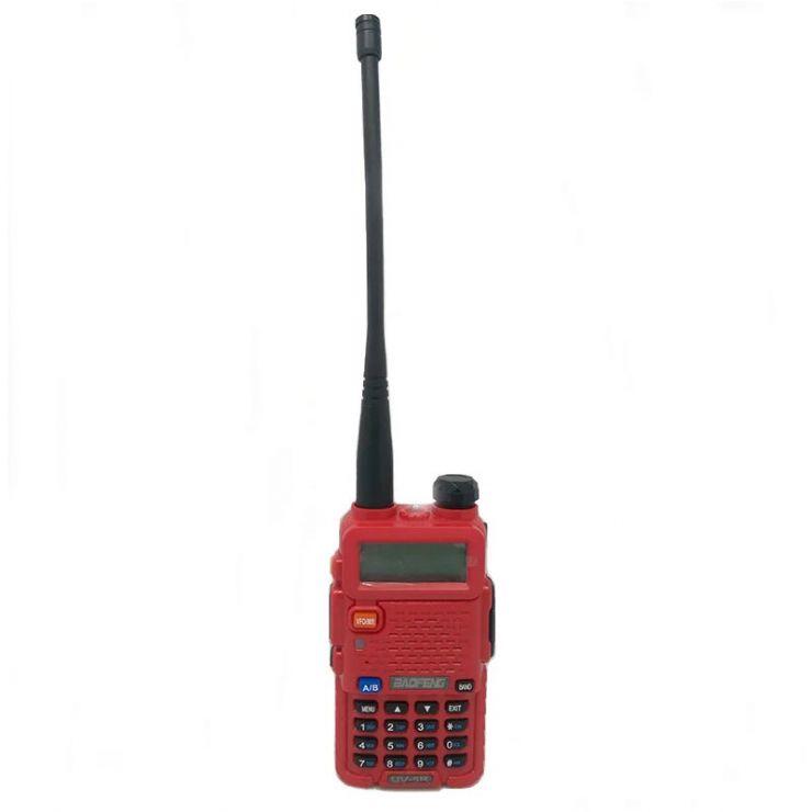 Радиостанция Baofeng UV-5R красная 7 км