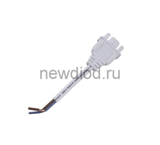 Шнур питания шинопровода SP-1W-TL белый серии TOP-LINE IN HOME