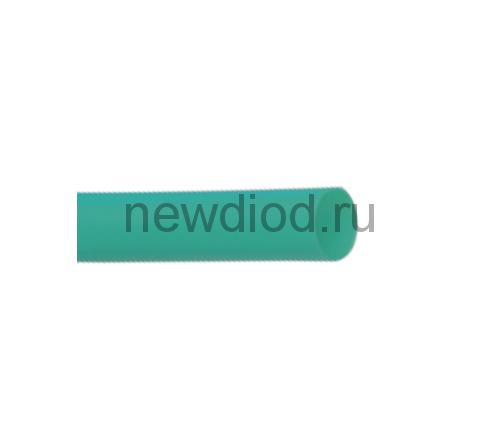 Трубка ТУТ 10/5 зеленая IN HOME