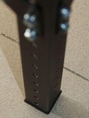 Стойка стеллажа 1800мм (комп. 4 шт.) - STL-P1800