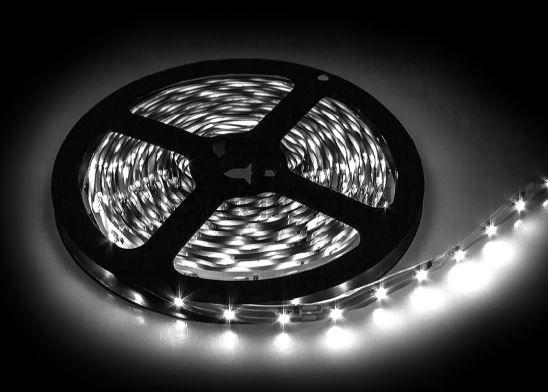 Лента светодиодная LS 50RGB-30/33 30LED 7.2Вт/м 12В IP33 мультиколор IN HOME