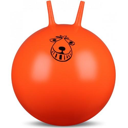 Мяч гимнастический с рожками (фитбол) INDIGO IN004 65см