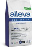 """Alleva Equilibrium Weight Control Mini/Medium Полнорационный сухой корм для взрослых собак мелких и средних пород """"Контроль веса"""", 2кг"""