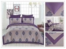 Постельное белье Сатин 2-спальный Арт.SOK013-2