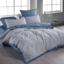 Постельное белье Сатин 2-спальный Арт.SOK017-2