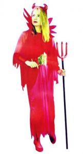 Костюм Дьяволицы с рожками
