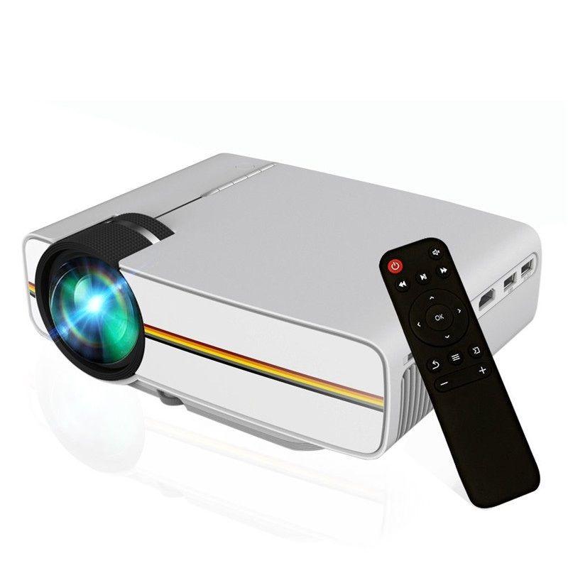 Проектор Unic YG-400 белый