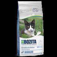 BOZITA Outdoor&Activ Elk Сухой корм для взрослых и растущих кошек, ведущих активный образ жизни с мясом лося. 10 кг