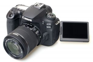 Фотоаппарат Canon EOS 90D Kit 18-55mm is stm