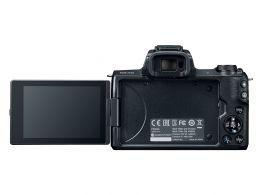 Фотоаппарат Canon EOS M50 Kit 15-45mm stm