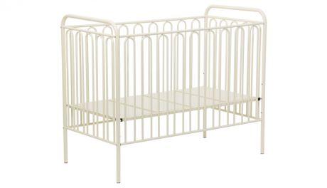 Кроватка детская Polini kids Vintage 150 металлическая