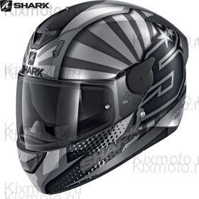 Шлем Shark D-skwal 2 Zarco ,Серебряный