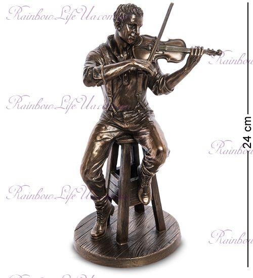 """Статуэтка скрипач """"Veronese"""""""