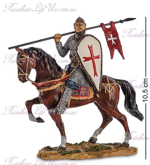 "Статуэтка конный рыцарь крестоносец ""Veronese"""