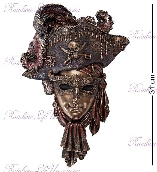 """Венецианская маска Пират """"Veronesе"""""""