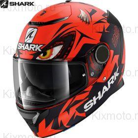 Шлем Shark Spartan 1.2 Lorenzo Austrian Gp, Red