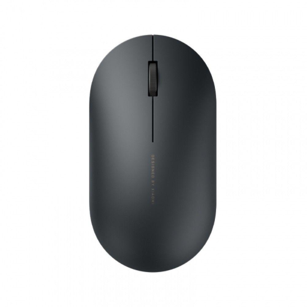 Беспроводная мышь Xiaomi Mi Mouse 2 Black USB( Черная )
