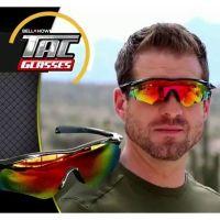 Очки солнцезащитные поляризованные антибликовые Tac Glasses_7