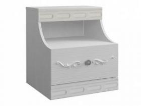 Тумба прикроватная Мария Луиза 12 с 1 ящиком