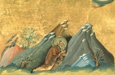 Икона Вендимиан Вифинийский преподобный