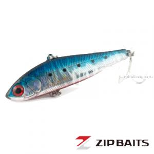 Воблер ZipBaits Rigge Vib 63 мм / 8,8 гр / цвет: M0123 Polar Lights