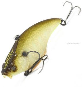 Воблер Megabass Vibration-X Rattle In 75S 75 мм / 21 гр / цвет: GLX Sunshine Gill
