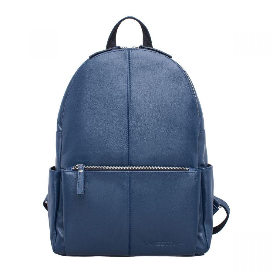 Женский рюкзак LAKESTONE Belfry Dark Blue