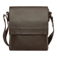 Мужская сумка через плечо LAKESTONE Shellmor Brown
