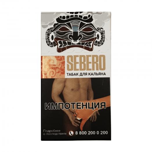 Sebero Клубника - Банан 20 гр