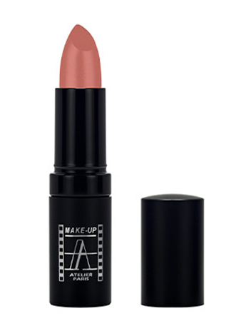 Make-Up Atelier Paris Velvet Lipstick B116V Помада Велюр коричнево-красный