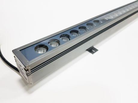 Линейный архитектурный прожектор EPL 36W, Bridgelux 3030*84LED,UL Meanwell