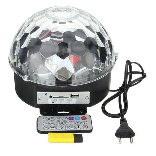 Светодиодный диско - шар Led Crystal Magic Ball Light.