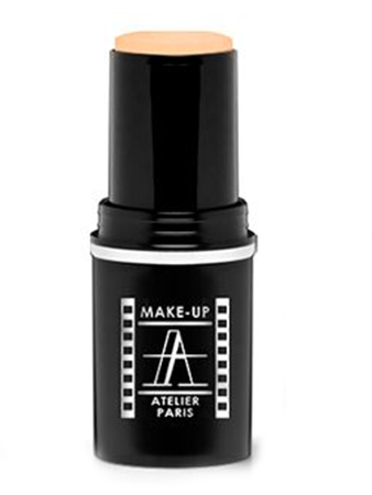 Make-Up Atelier Paris Clear Stick Foundation ST4Y Тон-стик 4Y золотистая охра