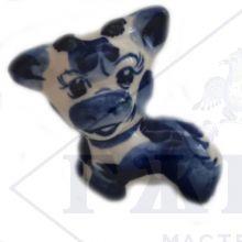 Сувенир Корова малышка 5х5,5х2,5см