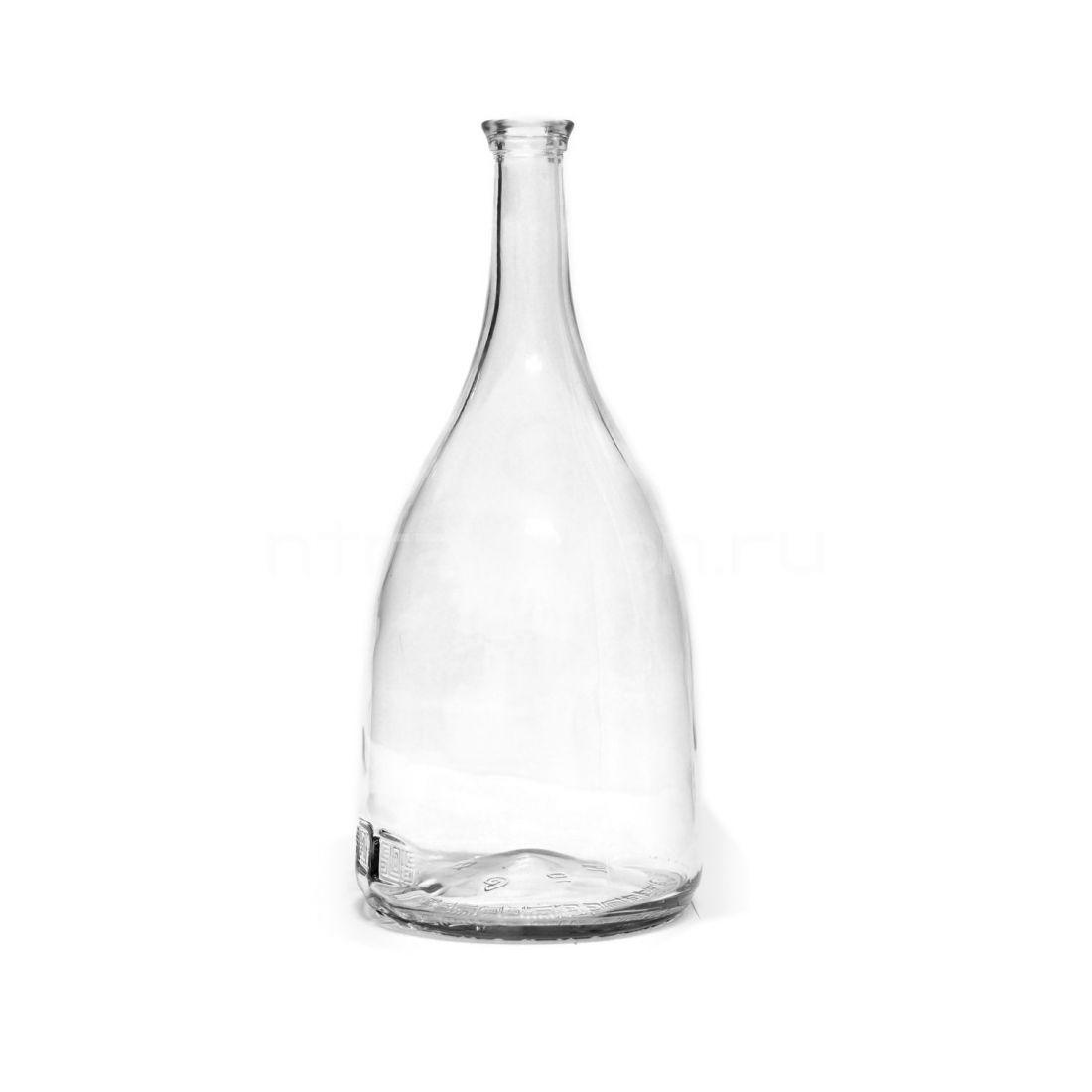 Бутылка Бэлл, 1,5 л / 5 шт (под пробку Камю)