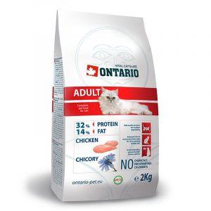 Ontario Для взрослых кошек с курицей