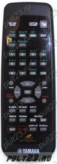 YAMAHA V891370, V891380, MDX-E300