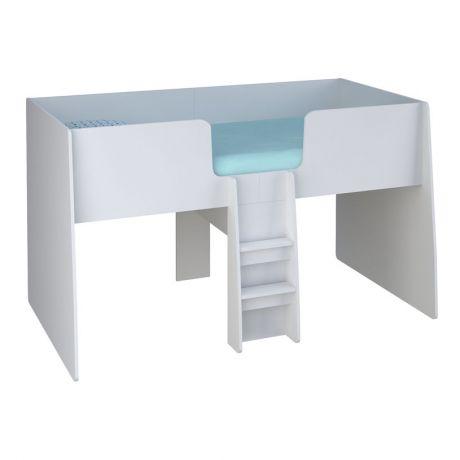 Кровать-чердак детская Polini Simple 4100