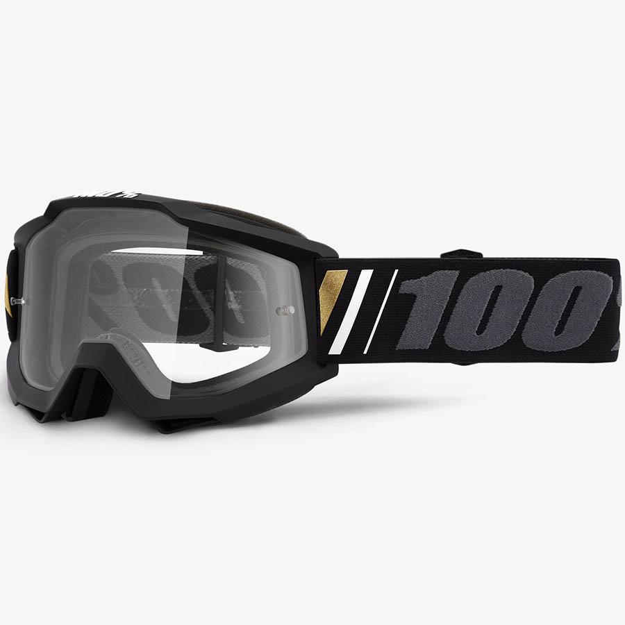 100% Accuri Off Clear Lens, очки для мотокросса