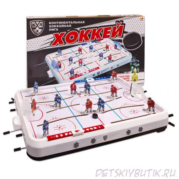 Настольная игра «Хоккей КХЛ», Омский завод электротоваров