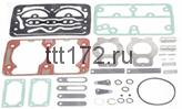 Ремкомплект компрессора (прокладки+клапана+регулятор+уплотнения) VOLVO/SCANIA