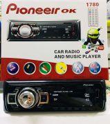 1780 Магнитола PioneeirOK +USB+AUX+Радио