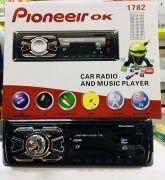 1782 Магнитола PioneeirOK +USB+AUX+Радио