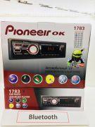 1783BT Магнитола PioneeirOK +USB+AUX+Радио+BT
