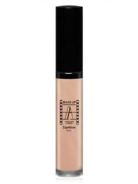 Make-Up Atelier Paris Lipshine LBED Beige Блеск для губ бежевый перламутровый