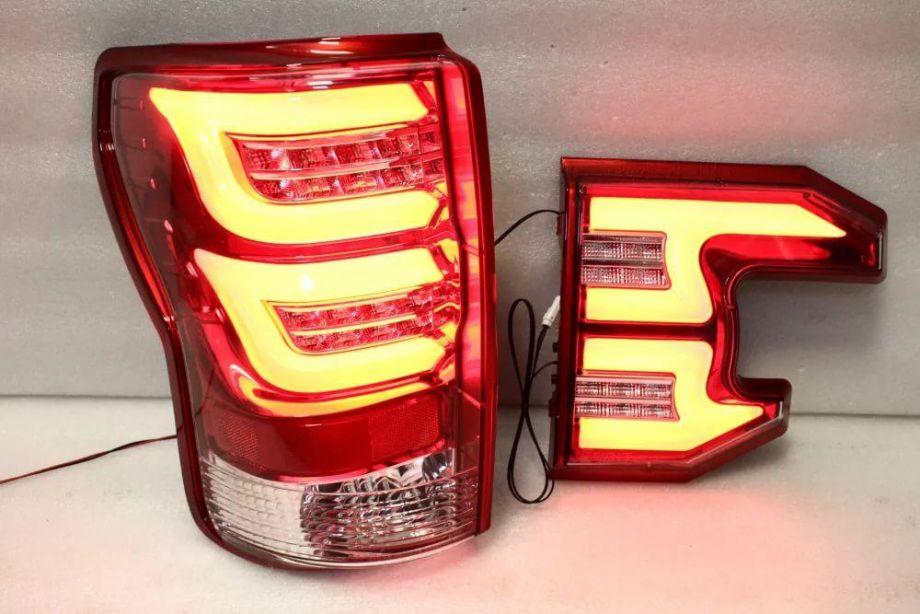 Оптика задняя LED Red Wings Toyota Tundra Тойота Тундра 2007-2013г.