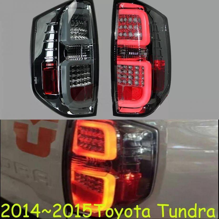 Оптика задняя LED c неоновыми габаритами Toyota Tundra Тойота Тундра 2014г.+